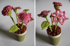 Bouquette-of-Crochet-Flowers-By-Irene-Lundgaard-5