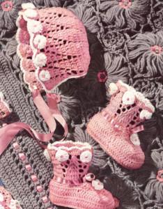 CrochetPinkGraySetPromo2