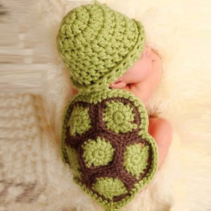 World-Deal-font-b-Baby-b-font-Girl-Boy-Newborn-font-b-Turtle-b-font-Knit