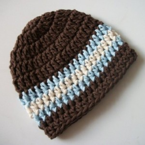 baby_boy_crochet_baby_hat_-_brown_cotton_with_light_blue_and_ecru_str_e9089395