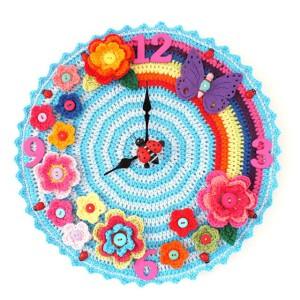 crochet_clock_free-_crochet_patterns
