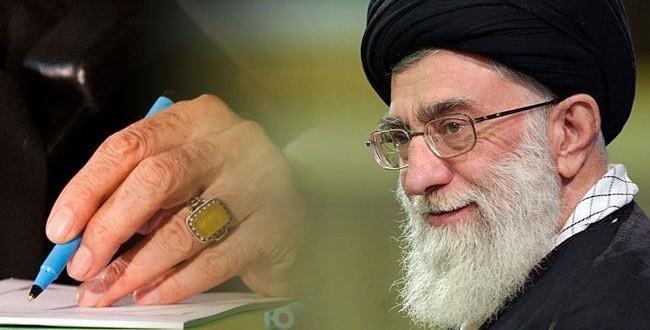 قائد الثورة الإسلامية في إيران آية الله السيد علي خامنئي